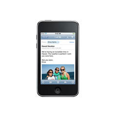 二手iPod Touch 1代MP3/MP4回收