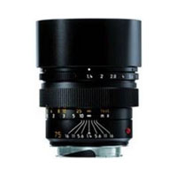 二手徕卡SUMMILUX-M 75mm f/1.4镜头回收