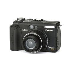 二手 数码相机 佳能 PowerShot G5 回收