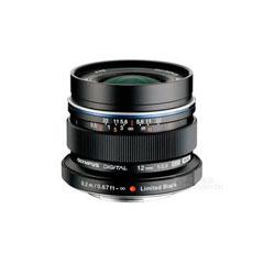 二手 镜头 奥林巴斯M.ZUIKO DIGITAL ED 12mm f/2.0 Limited Black 回收
