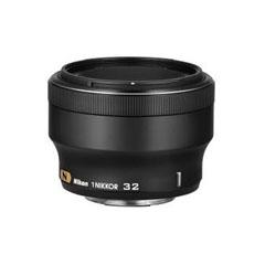 二手 镜头 尼康1 尼克尔 32mm f/1.2 回收