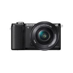 二手 摄影摄像 索尼ILCE-5000套机(E PZ 16-50mm) 回收