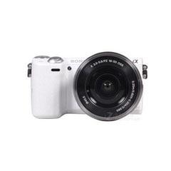 二手索尼NEX-5T套机(16-50mm)微单相机回收