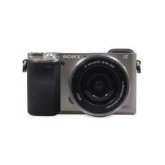 索尼ILCE-6000双头套机(E PZ 16-50mm, E 50mm)回收