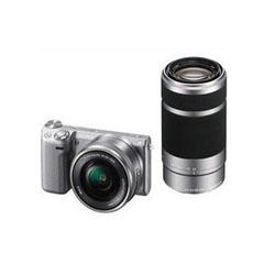 二手 微单相机 索尼NEX-5R双头套机(E PZ 16-50mm,E 55-210mm) 回收