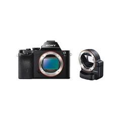 二手 微单相机 索尼ILCE-7S卡口适配器套装(转接环 LA-EA4) 回收