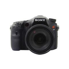 二手 微单相机 索尼A77套机(16-80mm) 回收