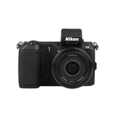 二手 微单相机 尼康V2套机(10-30mm) 回收