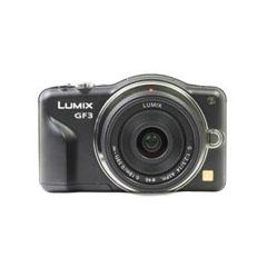 二手松下GF3套机(14mm)微单相机回收