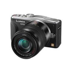 二手松下GF6双头套机(14-42mm II,45-150mm)微单相机回收