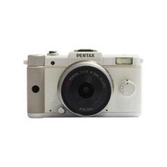 二手 微单相机 宾得Q双头套机(8.5mm,5-15mm) 回收