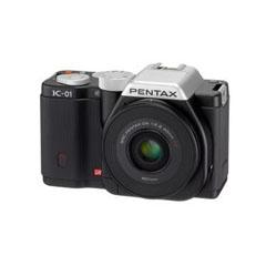 二手 微单相机 宾得K-01(40mm XS) 回收