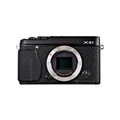 二手 摄影摄像 富士X-E1 机身 回收