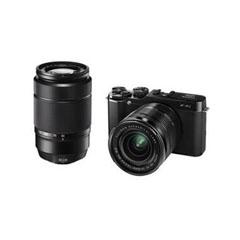 二手 微单相机 富士X-A1双头套机(XC16-50mm,50-230mm) 回收