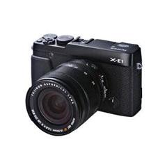 二手 微单相机 富士X-E1套机(XC16-50mm) 回收