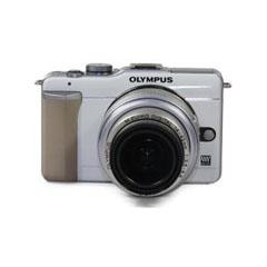 二手 微单相机 奥林巴斯E-PL1套机(14-42mm) 回收