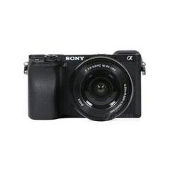 二手 摄影摄像 索尼A6300套机(E PZ 16-50mm OSS) 回收