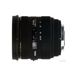 二手 镜头 适马24-70mm f/2.8 EX DG HSM(尼康卡口) 回收