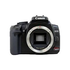 二手 单反相机 佳能 EOS 400D 机身 回收