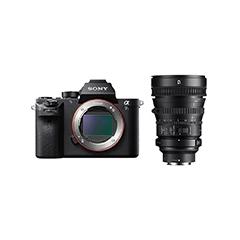 二手索尼 A7SII套机(28-135mm)微单相机回收