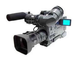 二手 摄像机 索尼 DSR-250P 回收