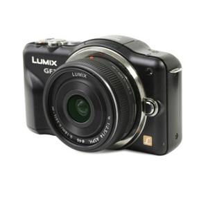二手 微单相机 松下GF3双头套机(14-42mm,14mm) 回收