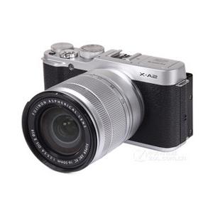 二手 摄影摄像 富士X-A2双头套机(XC 16-50mm,XC 50-230mm) 回收