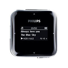 二手 MP3/MP4 飞利浦 SA0283 回收