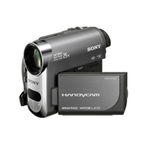 二手 摄像机 索尼 DCR-HC48E 回收