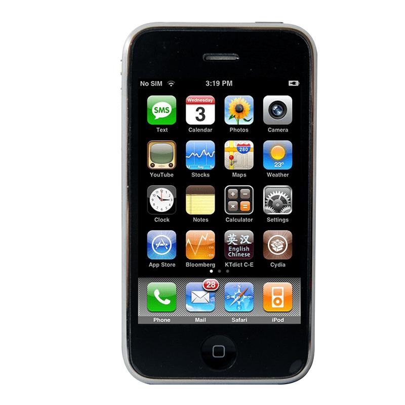 二手苹果 iPhone 3G手机回收