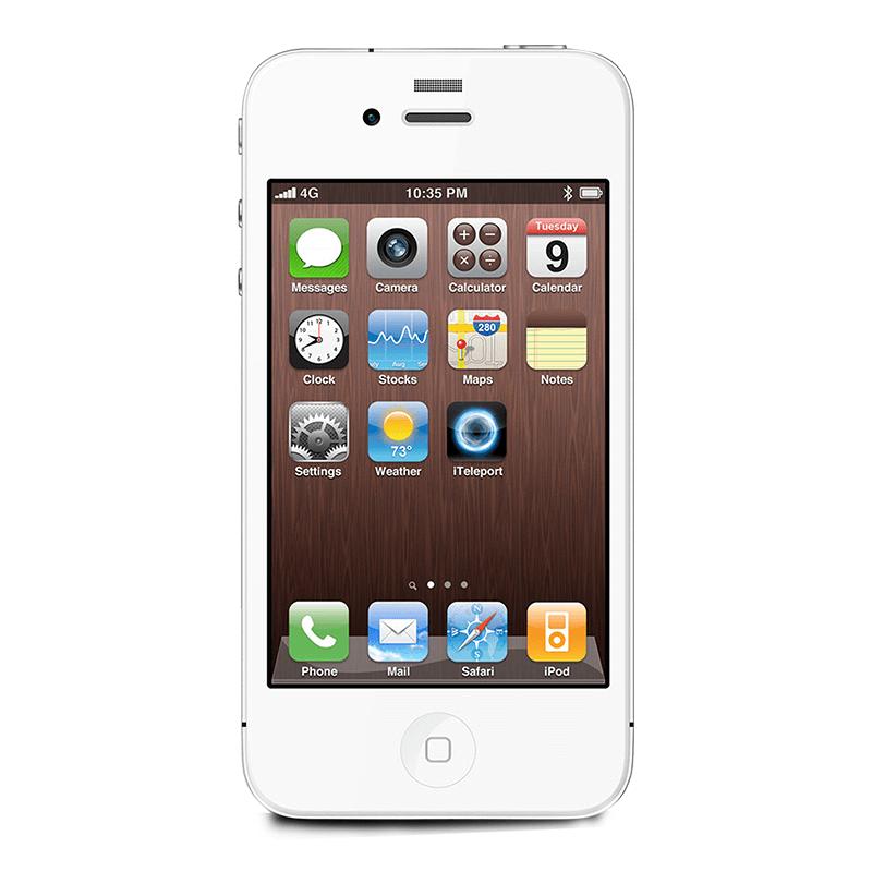 二手苹果 iPhone 4手机回收