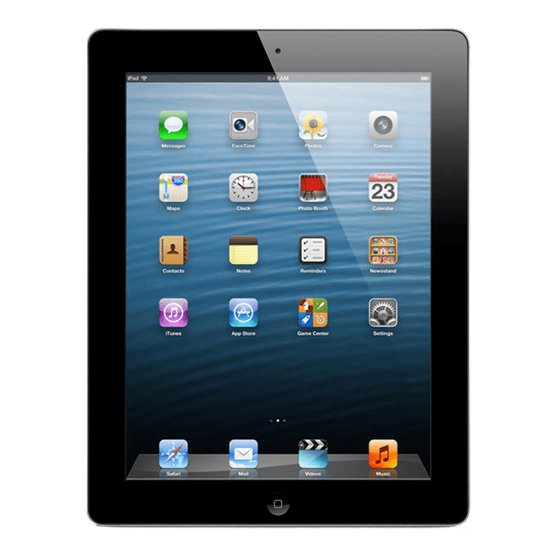 二手 平板电脑 iPad 4代 (Retina屏) 回收