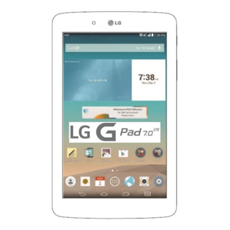 二手 平板电脑 LG G Tablet 7.0(V410) 回收