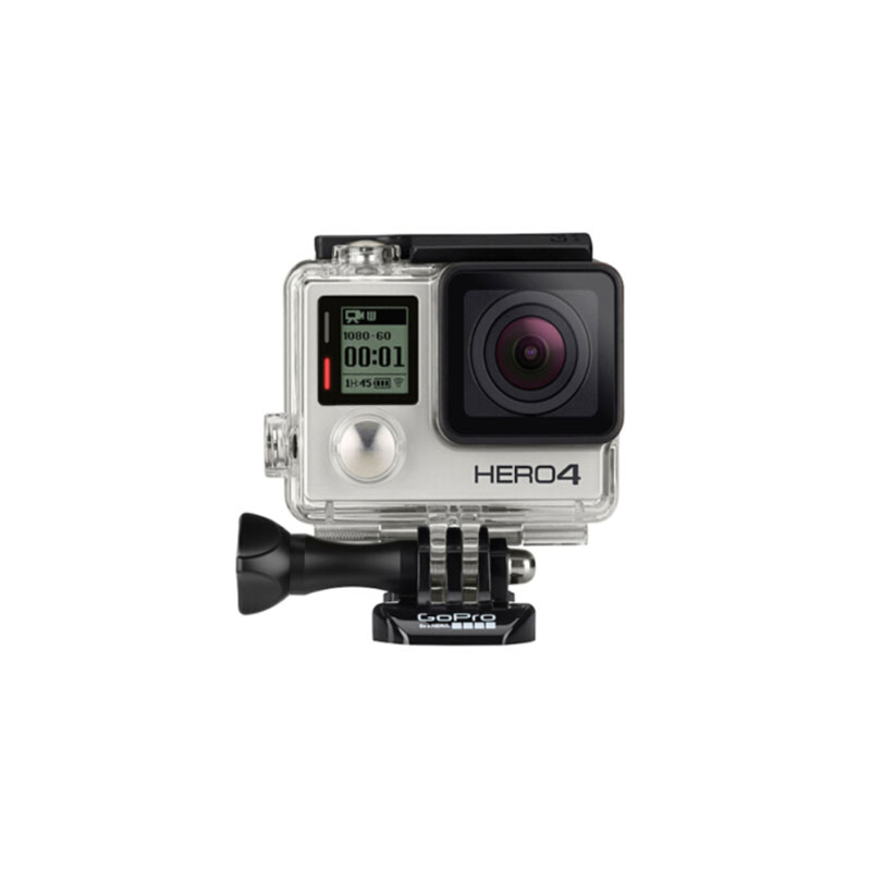 GoPro Hero 4 Silver回收
