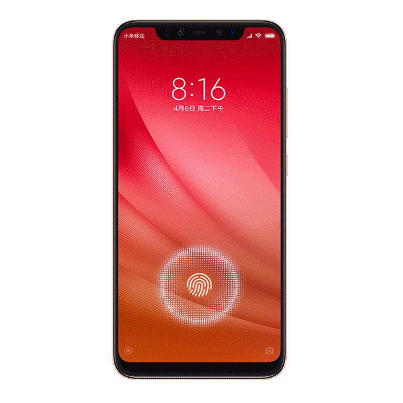 二手 手机 小米手机8 屏幕指纹版 回收