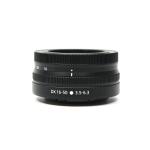 二手 镜头 尼康 尼克尔 Z DX 16-50mm f/3.5-6.3 VR 回收