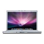 二手 笔记本 苹果 07年 17寸 MacBook Pro 回收