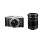 二手 摄影摄像 奥林巴斯E-PL9 双镜头套机(14-42mm EZ,40-150mm R) 回收