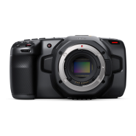 Blackmagic Pocket Cinema Camera 6K 机身回收