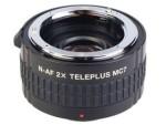 二手 摄影摄像 肯高MC7 AF DGX 2.0X 增距镜/增倍镜(索尼口) 回收