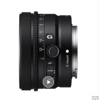 索尼 FE 40mm F2.5G 全画幅定焦G镜头(SEL40F25G)回收