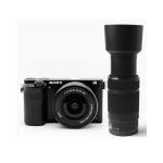 二手 单反(微单)套机 索尼ILCE-6000双镜头套机(16-50,55-210mm) 回收