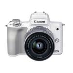 二手 摄影摄像 佳能EOS M50 Mark II套机(15-45mm)弃用 回收