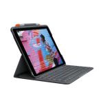 二手 键盘 罗技 Slim Folio 键盘保护套 适用iPad(第五、六代) 回收