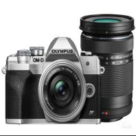 奥林巴斯 E-M10四代双镜头套机(14-42mm f/3.5-5.6,40-150mm f/4.0-5.6)ED MSC回收